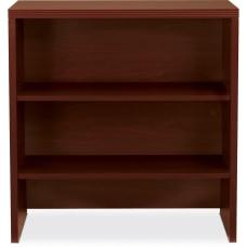 HON Valido Bookcase Hutch Mahogany