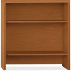 HON Valido Bookcase Hutch Bourbon Cherry