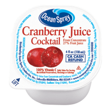 Ocean Spray Cranberry Juice 4 Oz