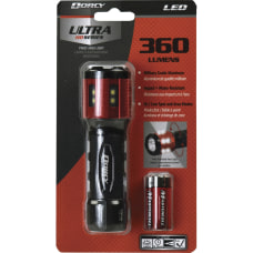 Dorcy Ultra HD Series Twist Flashlight