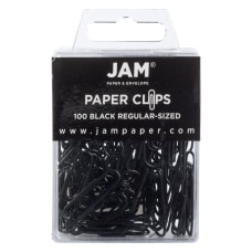 JAM Paper Regular Paper Clips 1