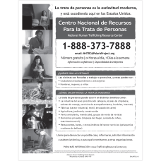 ComplyRight State Specialty Poster Human Trafficking