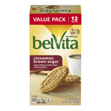 BELVITA Breakfast Biscuits Cinnamon Brown Sugar