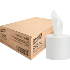 Genuine Joe 2 Ply Centerpull Paper