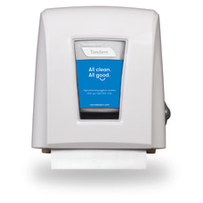 Tandem Nano Roll Towel Dispenser 11