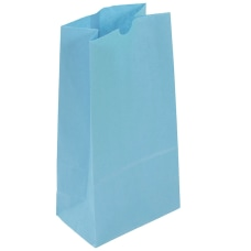 JAM Paper Kraft Lunch Bags 11