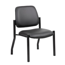 Boss Guest Chair Black