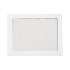 LUX Full Face Window Envelopes 9