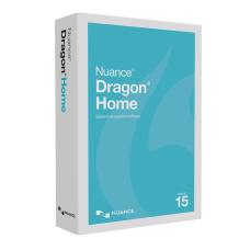 Nuance Dragon NaturallySpeaking Home 150 Disc