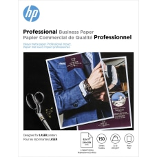 HP Laser BrochureFlyer Paper Letter 8