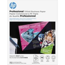 HP Inkjet BrochureFlyer Paper White Letter