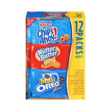Nabisco Cookie Mini Variety Pack 1