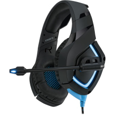 Adesso Stereo Gaming Headset with Microphone