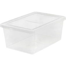 IRIS 17 quart Storage Box External
