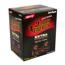 5 Hour Energy Extra Strength Berry