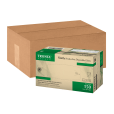 Tronex Fingertip Textured Disposable Powder Free