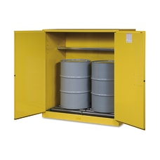 Vertical Drum Safety Cabinets Manual Closing