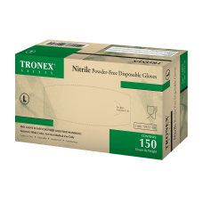 Tronex Fingertip Textured Disposable Powder Free