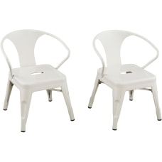 Ace Industrial Kids Activity Chairs White