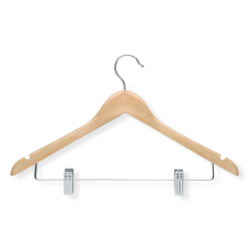 Honey Can Do Wood Suit Hangers
