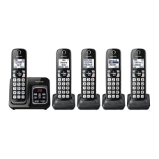 Panasonic DECT 60 Cordless Telephone With