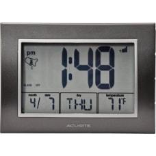AcuRite 7 inch Atomic Alarm Clock