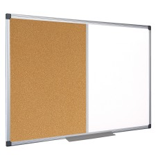 MasterVision Maya CorkNon Magnetic Dry Erase