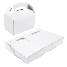 Pack Of 24 Paper Treat Boxes
