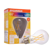 Sylvania LEDvance A19 Dimmable 800 Lumens