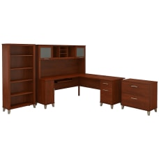 Bush Furniture Somerset 72 W L