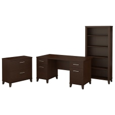 Bush Furniture Somerset 60 W Office