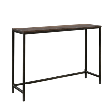 Sauder North Avenue Sofa Table Rectangular