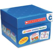 Scholastic Res PreK Little Level C