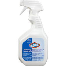 Clorox Commercial Solutions Disinfecting Bathroom Cleaner