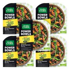 Healthy Choice Power Bowl Gardein Beef