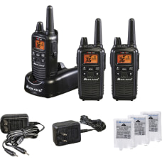 Midland LXT633VP3 Two Way Radio Three