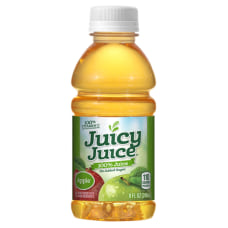Juicy Juice Apple Juice 10 Oz