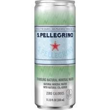 SanPellegrino Sparkling Mineral Water Ready to
