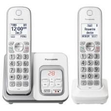 Panasonic KX TGD532W DECT 60 PLUS