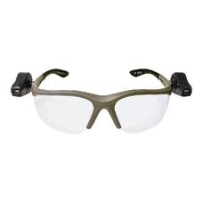 3M LightVision Safety Glasses Gray Frame