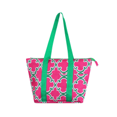 Zodaca Large Insulated Lunch Tote Bag