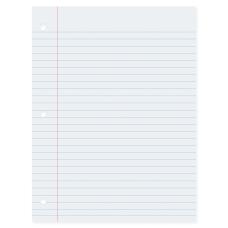 Pacon Filler Paper 8 x 10