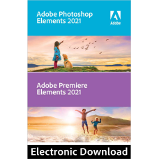 Adobe Photoshop Elements 2021 Premiere Elements