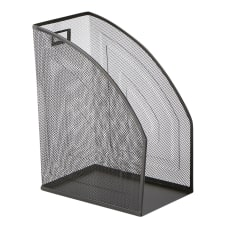 Mind Reader Jumbo Mesh Magazine Holders