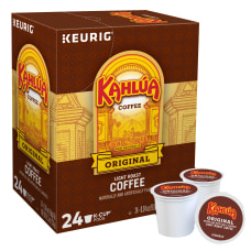 Kahlua Single Serve Coffee K Cup
