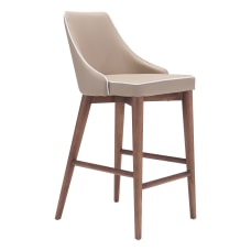 Zuo Modern Moor Bar Chair Counter