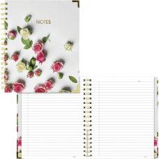 Rediform Romantic Notebook Roses 7 14