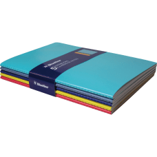 Rediform Blueline 5 Notebooks Pack 64