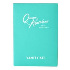 Hotel Emporium Queen Kapiolani Vanity Kits