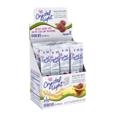 Crystal Light On The Go Sugar